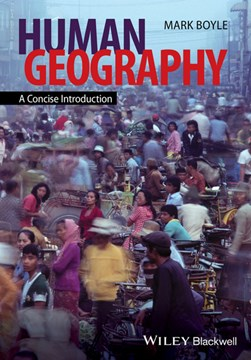 Human geography by Mark Boyle