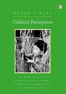 Children's participation by Roger A. Hart