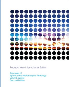 Principles of igneous and metamorphic petrology by John, D. Winter