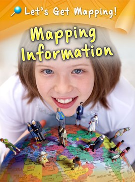 Mapping information by Melanie Waldron