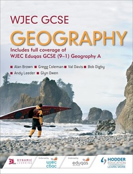 WJEC GCSE geography by Andy Leeder
