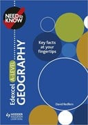 Edexcel A-level geography