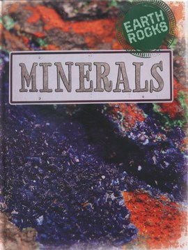 Minerals by Richard Spilsbury