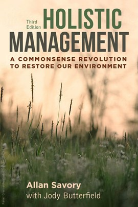 Holistic management by Allan Savory