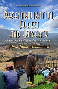 Decentralization, forest and poverty by Abrar Juhar Mohammed