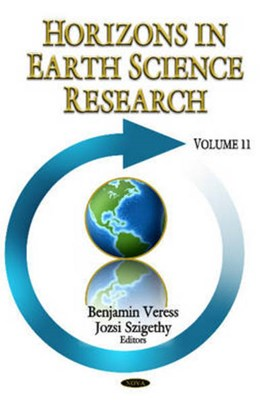 Horizons in earth science research. Volume 11 by Benjamin Veress
