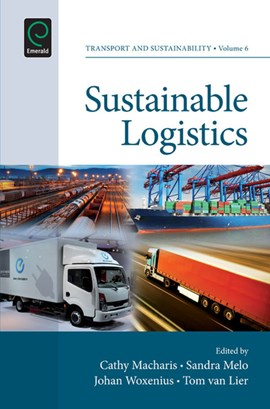 Sustainable logistics by Cathy Macharis