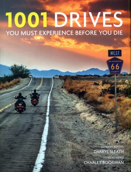 1001 Drives You Must Experience Before You Die P/B by Darryl Sleath