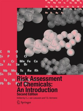 Risk assessment of chemicals by C.J. van Leeuwen