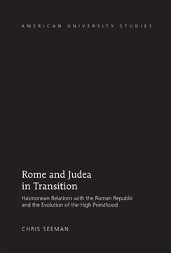 Rome and Judea in transition by Chris Seeman