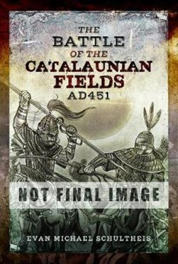 The battle of the Catalaunian fields AD451 by Evan Michael Schultheis