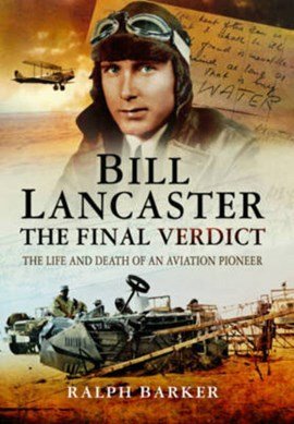 Bill Lancaster by Ralph Barker