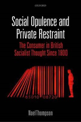Social opulence and private restraint by Noel Thompson