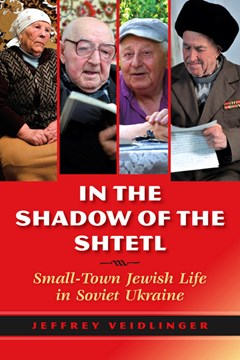 In the shadow of the shtetl by Jeffrey Veidlinger