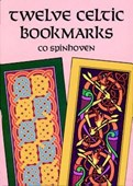 Twelve Celtic Bookmarks