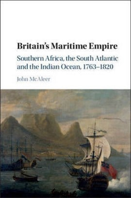 Britain's maritime empire by John McAleer