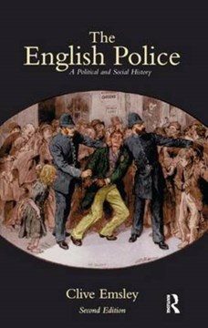The English Police by Clive Emsley