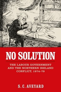 No solution by S. C. Aveyard