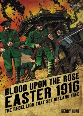 Blood upon the rose by Gerry Hunt