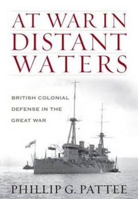 At war in distant waters by Phillip Pattee