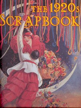 The 1920s scrapbook by Robert Opie