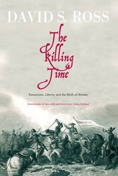 The killing time by David Ross