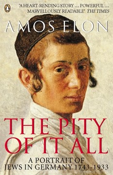 The pity of it all by Amos Elon