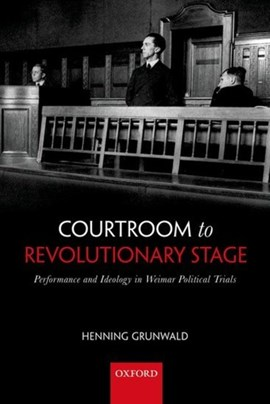 Courtroom to revolutionary stage by Henning Grunwald