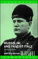 Mussolini and Fascist Italy