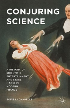 Conjuring science by Sofie Lachapelle