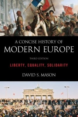 A concise history of modern Europe by David S. Mason