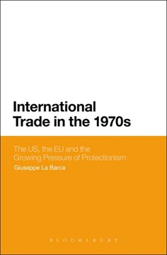 International trade in the 1970s by Giuseppe La Barca