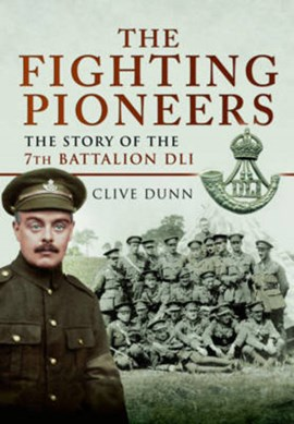 The fighting pioneers by Clive Dunn