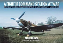 A fighter command station at war by Mark Hillier