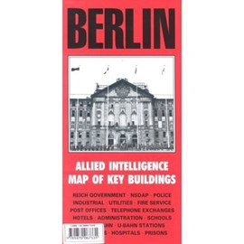 Berlin Intelligence Map by