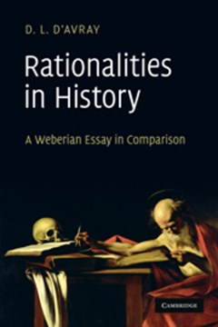 Rationalities in history by D. L. d'Avray