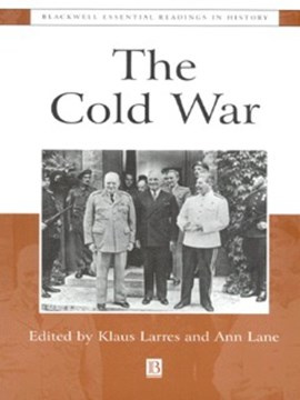 The Cold War by Klaus Larres