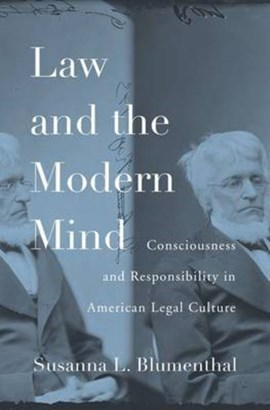 Law and the modern mind by Susanna L. Blumenthal
