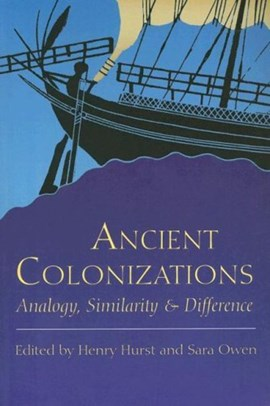 Ancient colonizations by Henry R Hurst