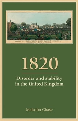 1820 by Malcolm Chase