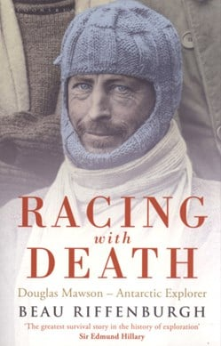 Racing with death by Beau Riffenburgh