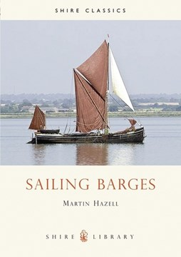Sailing barges by Martin Hazell