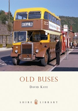 Old buses by David Kaye