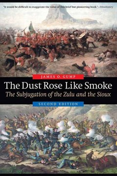 The dust rose like smoke by James O Gump