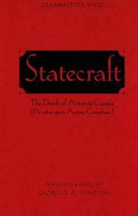 Statecraft by Giambattista Vico