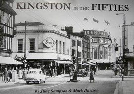 Kingston in the Fifties by June Sampson