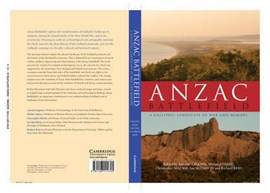 Anzac battlefield by Professor Antonio Sagona