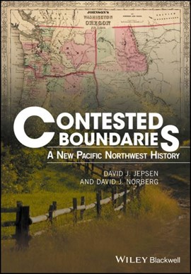 Contested boundaries by David J. Jepsen