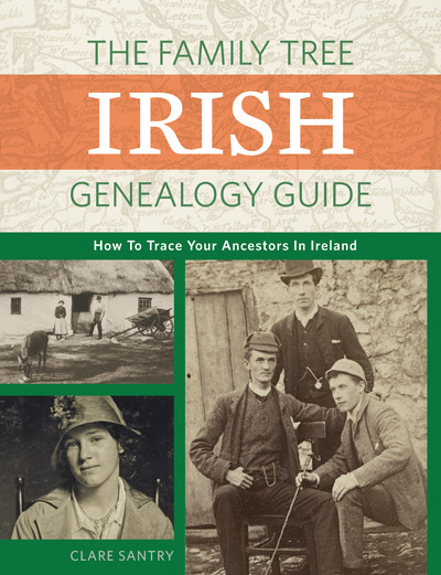 the family tree irish genealogy guide claire santry