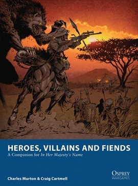Heroes, villains and fiends by Charles Murton